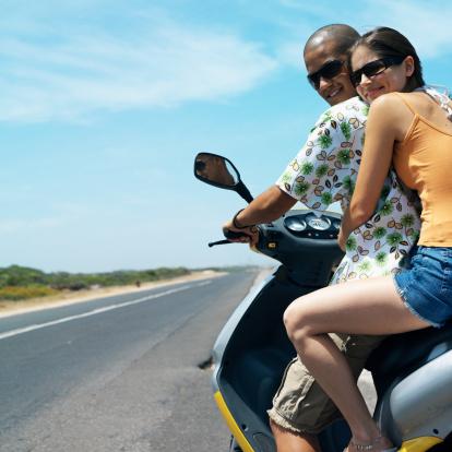 Assurance pour scooter : comparatifs