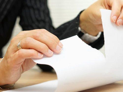 La résiliation de son contrat d'assurance